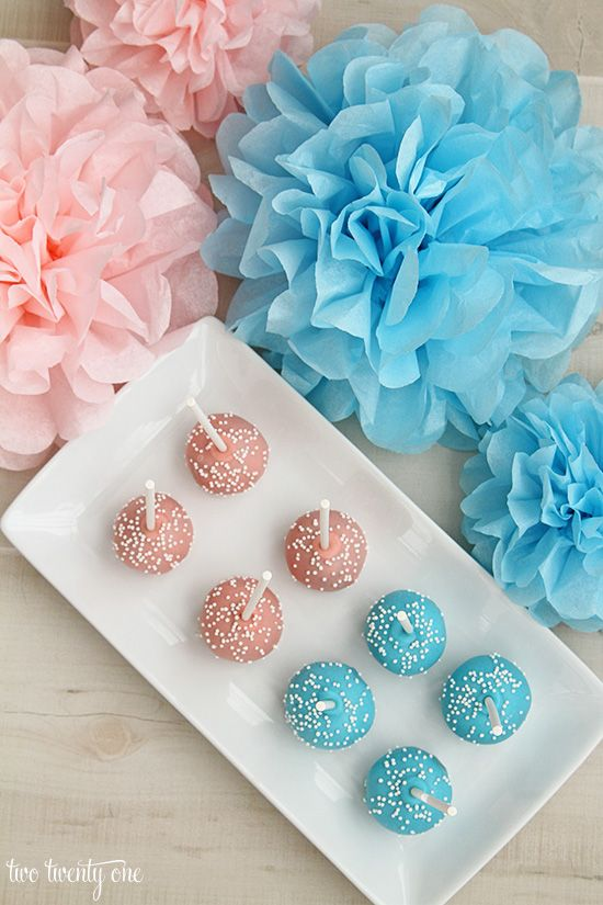 How to make cake pops!