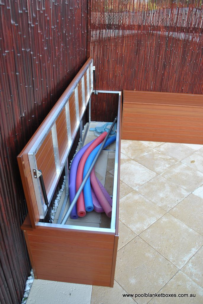 Storage/Toy Boxes | Pool Blanket Boxes Australia