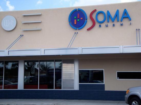 Soma Sushi, Houston - Restaurant Reviews - TripAdvisor