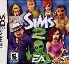 The Sims 2 Nintendo DS Game| DKOldies.