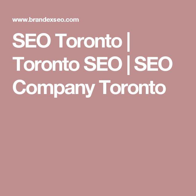 SEO Toronto | Toronto SEO | SEO Company Toronto