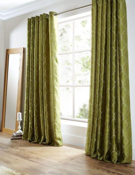 midtown green-eyelet curtains_000.jpg 470×609 pixels