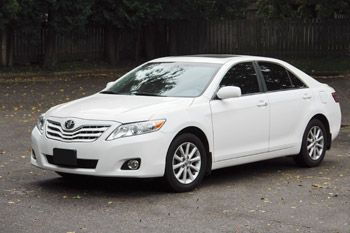 What to look for when buying a used Toyota Camry