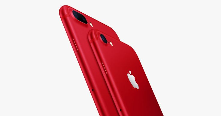 richardhaberkern.com http://soundlazer.com Stop Everything, There's a Red iPhone 7 Now