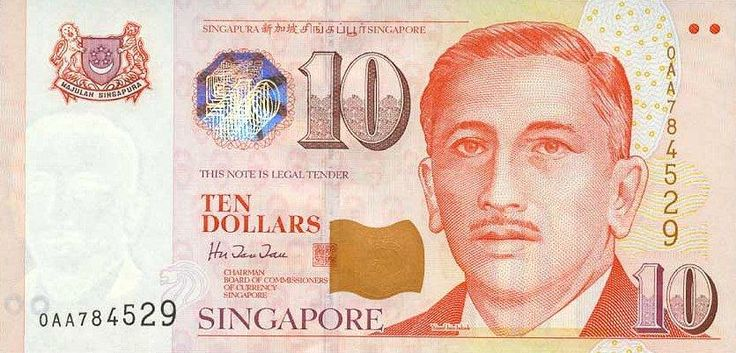 Singapore dollar (SGD) Currency Calculator and Exchange Rate