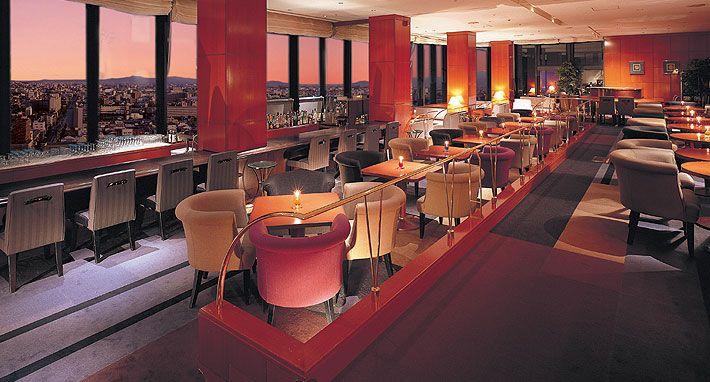 京都のホテルでラグジュアリーなラウンジをお探しならスカイラウンジ サザンコート|ホテルグランヴィア京都