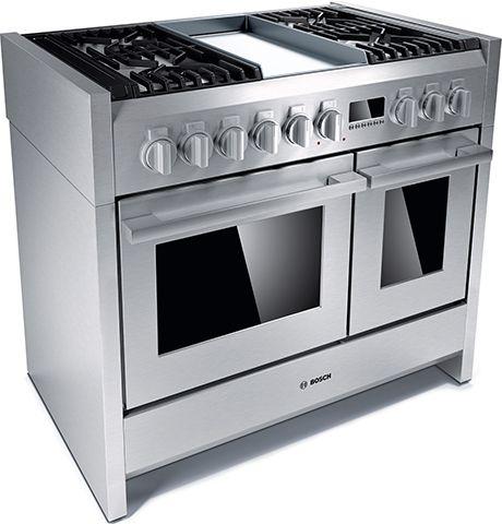 Bosch Countertop Stove : bosch appliances kitchen appliances bosch professional range cooker ...