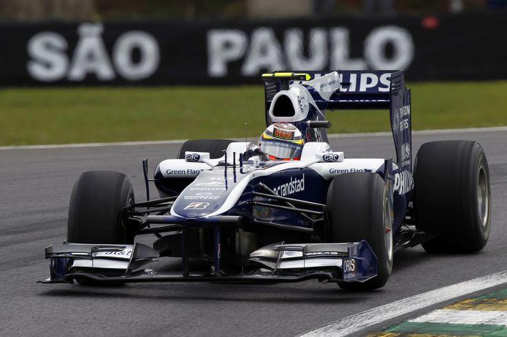 P14: Nico Hülkenberg (GER) - Williams-Cosworth FW32 - 22 Points #motorsport #racing #f1 #formel1 #formula1 #formulaone #motor #sport #passion