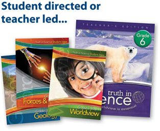 Featured Homeschool Curriculum Review and Sale: Truth in Science