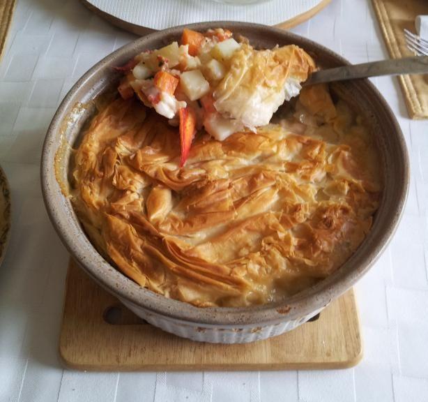 lobster newburg recipe food network
