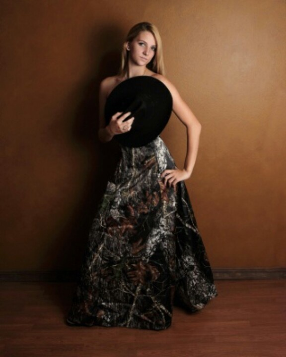 Mossy Oak Wedding Dresses: 12 Best Camo Prom Images On Pinterest