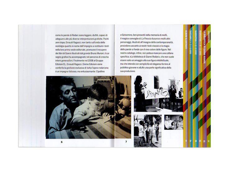 Gianni Rodari 1920-1980 - Aurora Biancardi - tipiblu.com