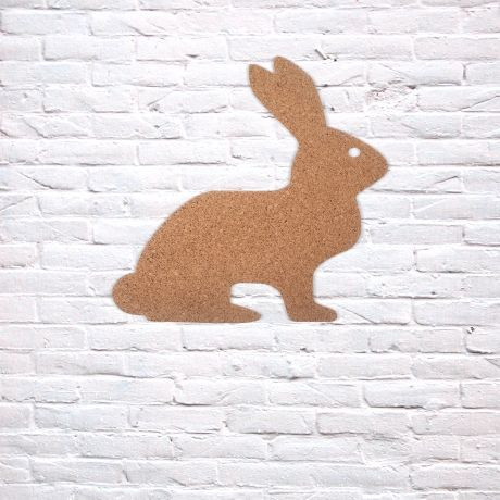 Bokke + Blomme Bunny Pinboard – Cork from Cork Deco Collection - R199 (Save 20%)