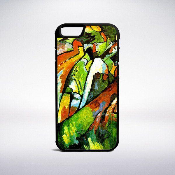Wassily Kandinsky - Improvisation VII Phone Case – Muse Phone Cases