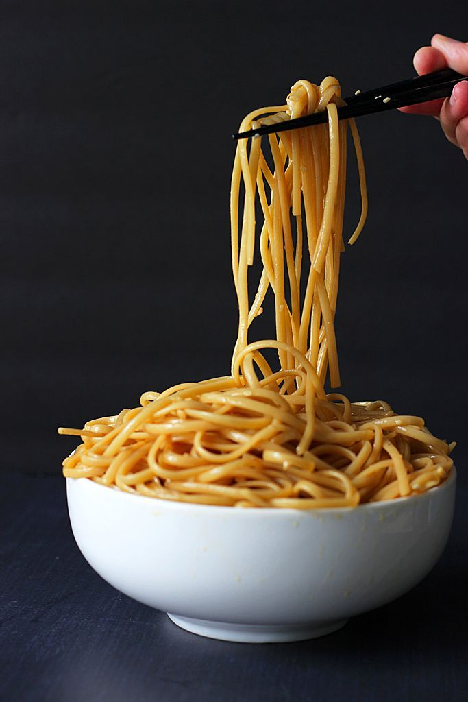 Here's a great way to get Hibachi noodles at home at half the cost. Noodles sauteed in butter, garlic, soy sauce, teriyaki sauce, sugar and sesame oil.