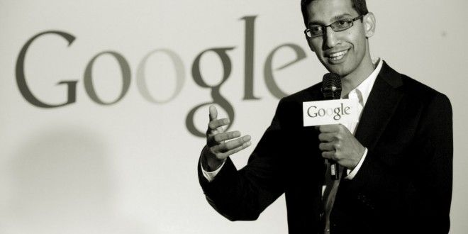 Google chief operating officer Sundar Pichai pocketed a walloping $100.5 million in 2015, as there have been reports of discontent elsewhere among the Alphabet Empire.