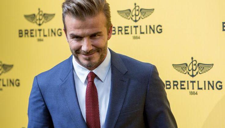 David Beckham Is Ideal FIFA President Per Mirror Online