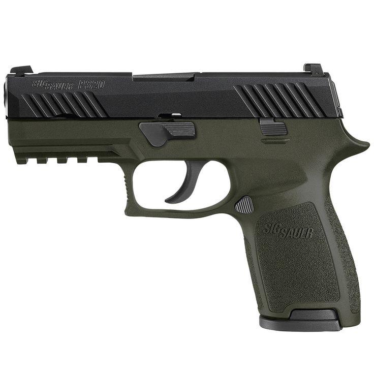 SIG Sauer P320 Compact Handgun-913663 - Gander Mountain