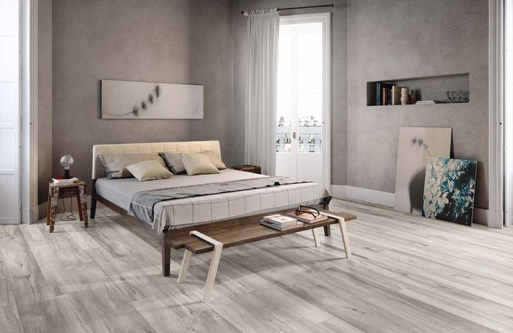 Płytka podłogowa drewnopodobna 30x120cm Millelegni Grey Ash Emil Ceramica 553M8R
