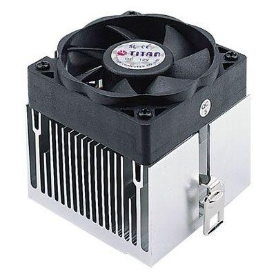 Chlazení procesoru s větráčkem