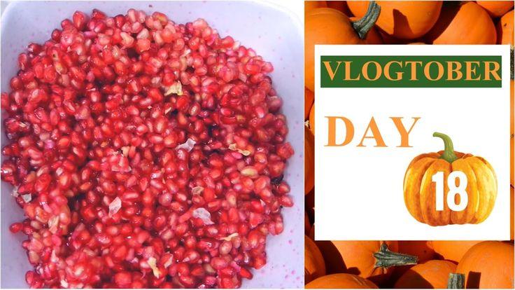 VLOGTOBER DAY18! ΕΥΚΟΛΟ ΚΑΘΑΡΙΣΜΑ ΡΟΔΙΟΥ & ΒΙΒΛΙΟΚΡΙΤΙΚΗ ||Angie Kariofilli