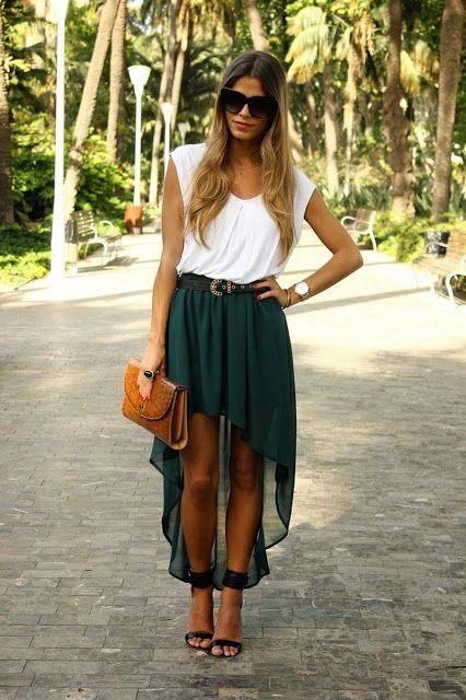 Faldas para el Verano   Moda y tendencia 2014