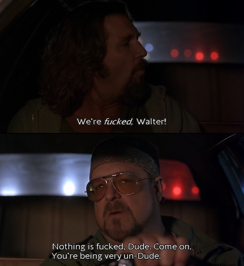 Big Lebowski Quotes: 17 Best Images About The Dude Abides On Pinterest