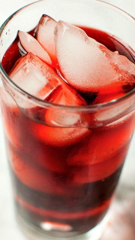Red Velvet Vodka Fizz Recipe | ♥ Happy Hour ♥ Alcoholic ...