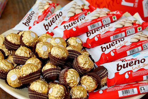 fav chocolate treats