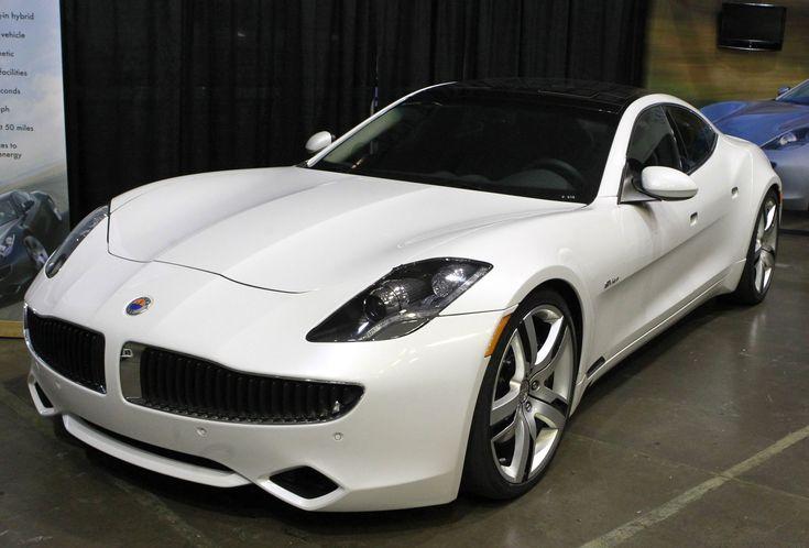 Luxury Electric Cars | Tesla Motors Inc (TSLA) Gains New Challenger: Fisker To ...
