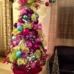 ideas for Christmas tree decoration 2015