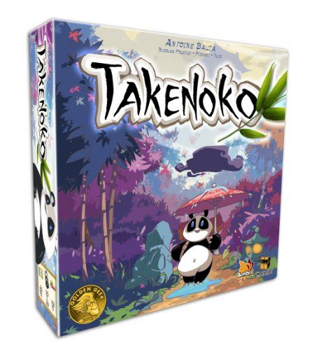 Takenoko Board Game - http://geekarmory.com/takenoko-board-game/