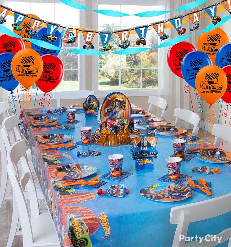 338 Best Themed Birthdays For Kids Images On Pinterest