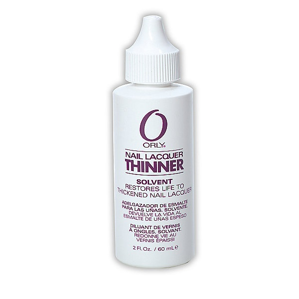 Orly Polish Thinner Res Life To All Types Of Thickened Nail