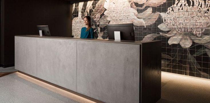 Best 25 Reception Desks Ideas On Pinterest Office