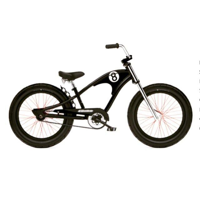 Nieuwe fiets voor Tijl zijn 7de verjaardag #oudjaarsdag7geworden #electra #electrastraight8 #cruiser
