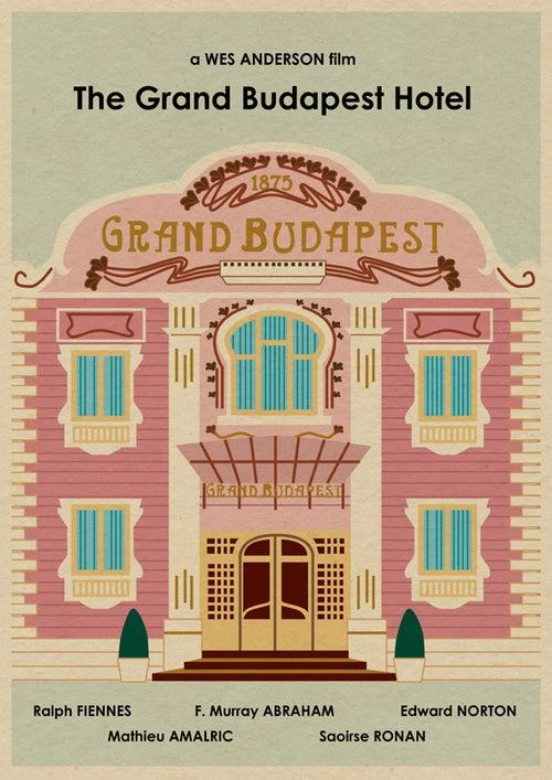 An Ameriopean Epic • The Grand Budapest Hotel • Wes Anderson