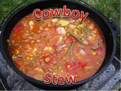 dutch oven recipe cowboy stew