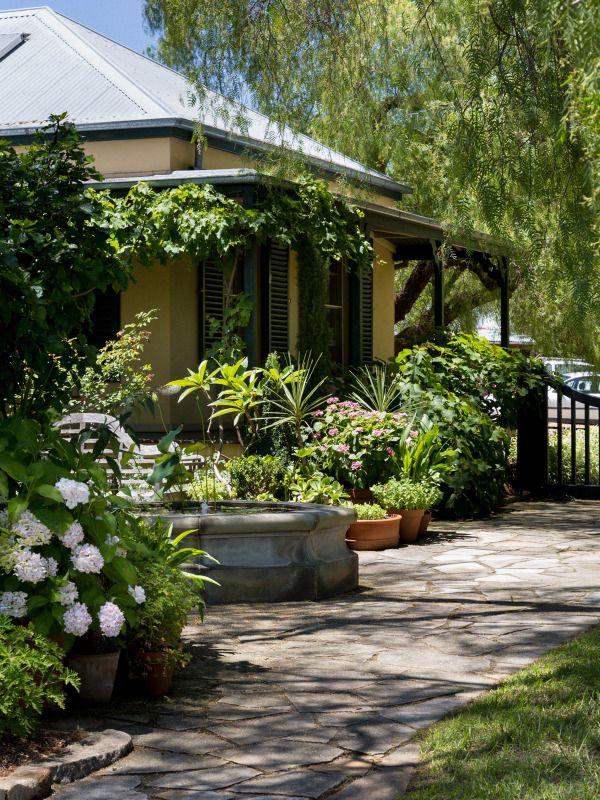 72 best images about garden on pinterest gardens design for Rural australian gardens