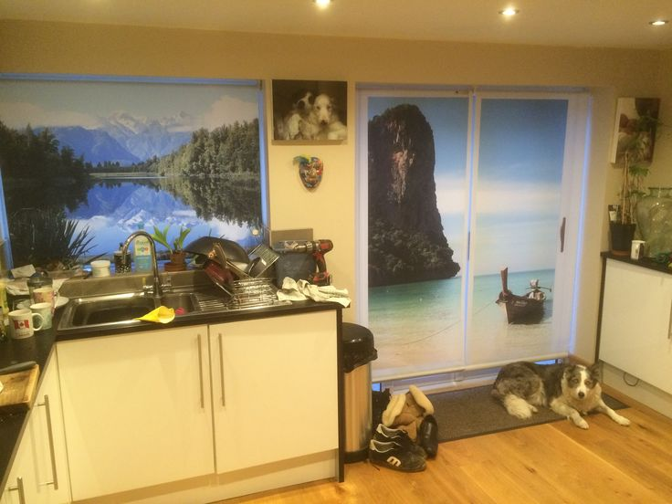 These two images were the customers own photos which they had taken on their holiday and they look great as printed roller blinds. http://www.artfeverblinds.co.uk