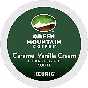 Green Mountain Coffee Caramel Vanilla Cream Coffee Keurig Single-Serve K-Cup Pods 72 Count $24.09 at  amazon.com #LavaHot http://www.lavahotdeals.com/us/cheap/green-mountain-coffee-caramel-vanilla-cream-coffee-keurig/223436?utm_source=pinterest&utm_medium=rss&utm_campaign=at_lavahotdealsus