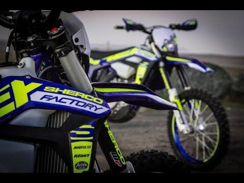 SHERCO 2017 ENDURO FACTORY