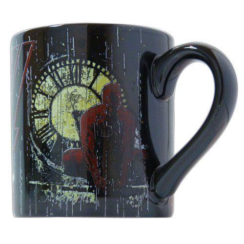 Marvel Keramik-Kaffeetasse: Daredevil (320 ml) - http://geschirrkaufen.online/marvel-4/marvel-keramik-kaffeetasse-daredevil-320-ml