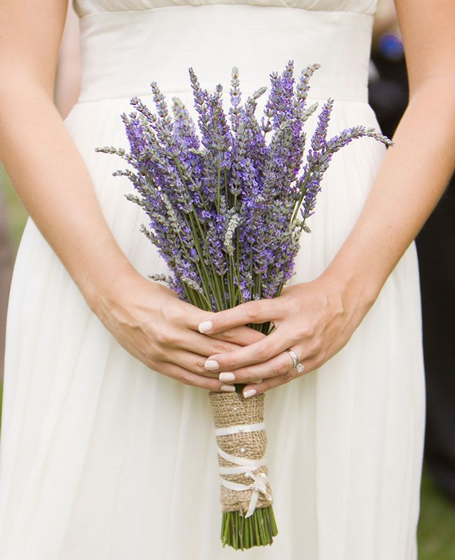 25 Best Lavender Bouquet Ideas On Pinterest
