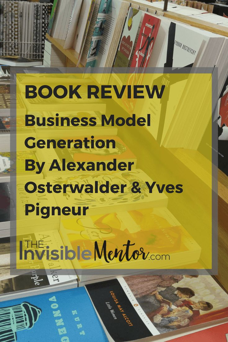 Are you looking to start a business? The way that you run a business is always changing. If you own a business, want to grow it fast, but the old business models no longer work, it's time to try new models. In Business Model Generation, there are many models for you to play around with. Read my summary and review to see what you can expect from the book. Visit my website to read Business Model Generation: A Handbook for Visionaries, Game Changers, and Challengers by Alexander Osterwalder…