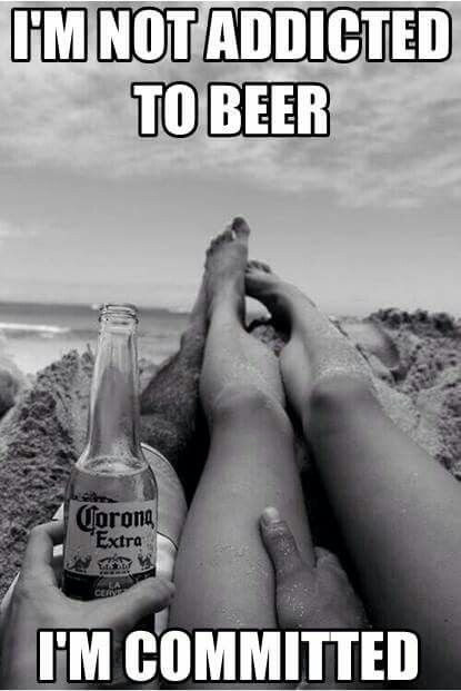 Ice cold Corona on the beach.....