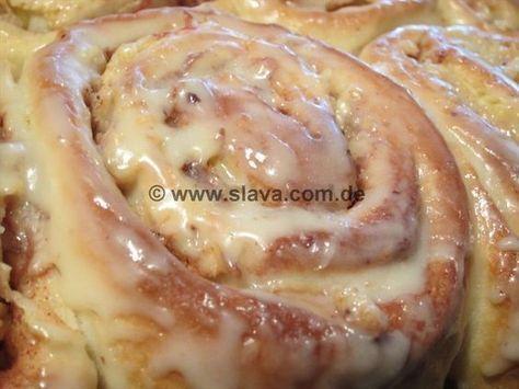 Die besten Cinnamo Buns Butterweich und saftig « kochen & backen leicht gemacht mit Schritt für Schritt Bilder von & mit Slava