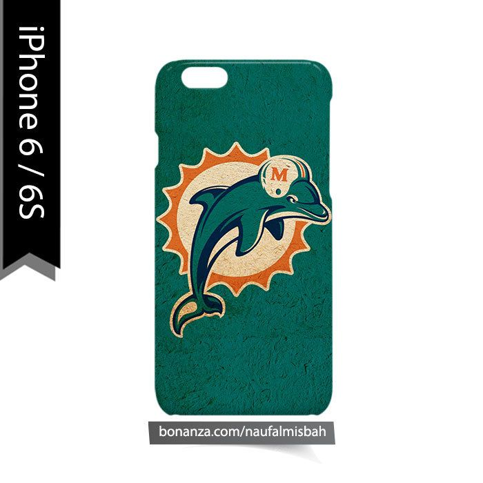 Miami Dolphins #2 iPhone 6/6s Case Cover Wrap Around