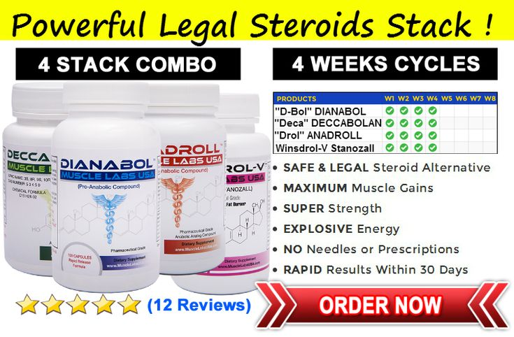 Best Muscle Building Stack | Legal Steroids BLOG – Discussion on Legal Anabolics