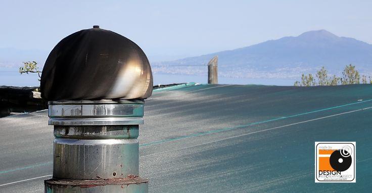 UFO on Naples